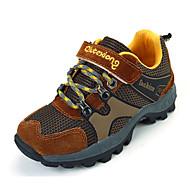 לבנים-נעלי ספורט-ג'ינס דמוי עור טול-נוחות נעלי בובה (מרי ג'יין)-חום כחול ים-שטח ספורט-עקב שטוח