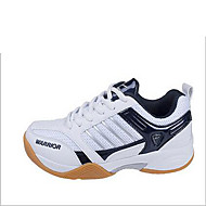Unisex Athletic Shoes Comfort Tulle Others Black / Silver Badminton / Tennis