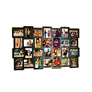 "6""Wood Picture Frame for Home Decoration 28pcs(Random Color)"