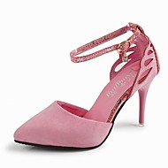 Women's Shoes Stiletto Heel Heels / Pointed Toe / Closed Toe Sandals Wedding / Office & Career  / Dress