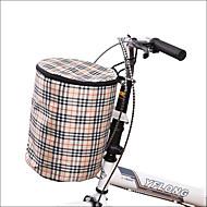 CykeltaskeTaske til cykelstyret Vandtæt Cykeltaske Canvas Cykeltaske Cykling 15CM*15CM*30CM