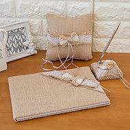 Linen Wedding Collection Set (3pieces)