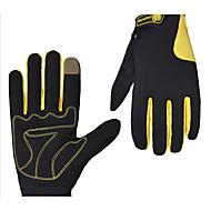 fulle finger berøringsskjerm vindtett termisk sykling terrengsykkel ridning sport hansker utendørs ski hansker