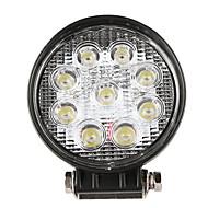 27 wattů vedl pracovní osvětlení zemědělská vozidla dodávat kruhové nerezové oceli stentu Jingyuan
