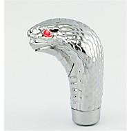 Cobra modificado puestos de cabeza del coche de contrabandistas palanca de cambios / banda de la cabeza del engranaje LED iluminado