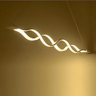 AC 85-265 40W 100cm Super Long Pendant Light ,  Modern/Contemporary LED Metal Living Room / Dining Room / Kitchen