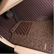 Kreis umgeben von Seide Matten Teppich Flexibilität Haltbarkeit wasserdicht Umweltschutz tragen