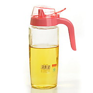 500ml Glass Soy Bottle