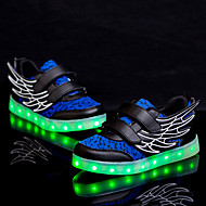 LED Light Up Shoes, Boys' Shoes Wedding / Outdoor / Casual PU / Synthetic Flats Spring / Summer / Fall / Winter Comfort Magic shoes