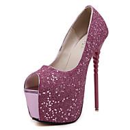 Women's Wedding Shoes Heels/Peep Toe/Platform Heels Wedding/Party & Evening