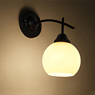 AC 100-240 60w E26/E27 Traditional/Classic Painting Feature for Mini Style,Ambient Light Wall Sconces Wall Light