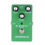 Element Overdrive SE-50 Analog Guitar Effect Pedal