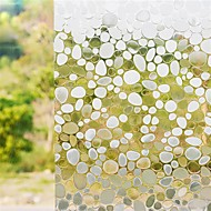 Contemporary 3D Geometric  Pattern  ANTI-UV  Window Film