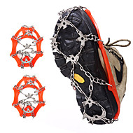 Mare outdoor special stainless steel 18 tooth portable ice snow mountain