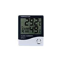 indoor en outdoor elektronische temperatuur en vochtigheid meter digitale thermometer