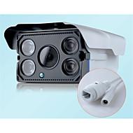 מצלמת מעקב מצלמת אבטחה חיצונית רשת מצלמת IP מצלמת HD אינטליגנטית