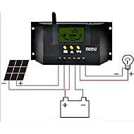 CM3024z  30A  12V/24V LCD Liquid Crystal  Display Solar Controller
