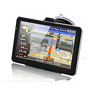 7 Inch GPS MTK Bluetooth And AVIN Optional Multi Language Support HD Highlight