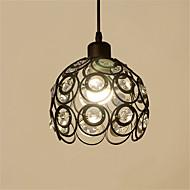Luzes Pingente ,  Contemprâneo Pintura Característica for Cristal Estilo Mini MetalSala de Estar Quarto Sala de Jantar Cozinha Banheiro