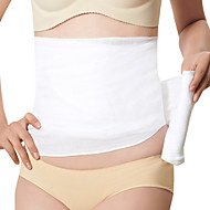Postpartum Confined Bound with Binding  Bellyband Gauze