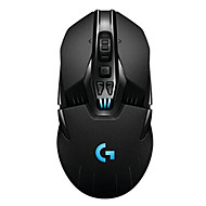 Logitech® G900 Iridescence Backlight Professional Competitive Gaming Mouse Wired/Wireless Dual Mode