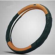 革の滑り止めの車のステアリングホイールセットは、快適な環境、非毒性、非刺激臭を着用します