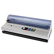 vakuum pakkemaskine (spænding 220v, magt 100kW, emballage film bredde 32mm)