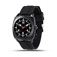 kimlink dm88 Herzfrequenz Smart Watch Überwachung Armbanduhr - Silikonband