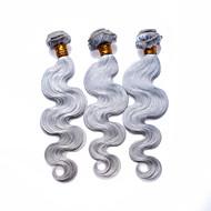 Człowieka splotów włosów Włosy brazylijskie Düz 12 miesięcy 3 elementy sploty włosów
