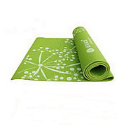 PVC Yoga Mats 173*61*0.8 Odor Free / Eco Friendly (1/8 inch) 3.5 Pink / Green / Purple No