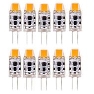 3W G4 Luminárias de LED  Duplo-Pin T 1 COB 300-350 lm Branco Quente / Branco Frio / Branco Natural Decorativa / ImpermeávelDC 12 / AC 12