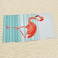 StrandhåndklædeReaktivt Print Høj kvalitet 100% Mikro Fiber Håndklæde