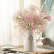 Hi-Q 1Pc Decorative Flower Baby Breath Wedding Home Table Decoration Artificial Flowers