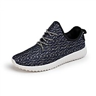 Running Shoes Unisex Sneakers Spring / Summer /Athletic Flat Heel Lace-upBlack / Blue / Green / Red / White /