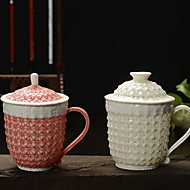 Hand Knitting And Exquisite Hollow Out Individual Cups