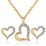 Jewelry Set Women's Anniversary / Wedding / Birthday / Gift / Party / Special Occasion Jewelry Sets