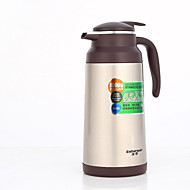 Stainless Steel Vacuum Insulation Pot Thermos Cup Coffee Pot Kettle Large Capacity Car Home Gift