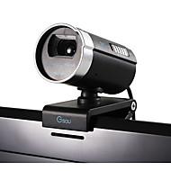 hd desktop computer nattesyn kamera med mikrofon receiver webcam