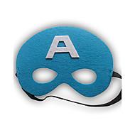 Girls / Boys Cartoon Hero / Halloween Mask, All Seasons Polyester Blue