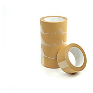 60mm * 36m korkea laatu ympäristönsuojelun korkea liima kirjallisesti voimapaperi nauha