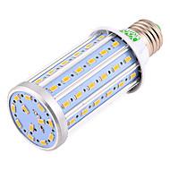 ywxlight® 25W E26 / E27 נורות LED 72 SMD 5730 85-265v ac לבן 2000-2200lm חם / מגניב