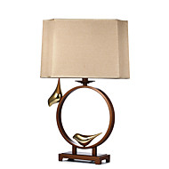 40W Modern/Comtemporary / Traditional/Classic Desk Lamps , Feature for Eye Protection , with Brass Use On/Off Switch Switch