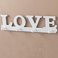 tägliche Art und Weise nach Hause Liebe Wand hinter der Tür hängen Garderobe Tuch Speicherhaken