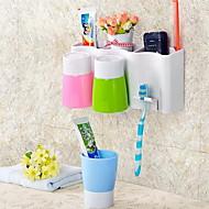 Suporte para Escova de Dentes / Plásticos / De Parede /25*7*12cm /ABS Classe A /Contemporâneo /25 7 0.53
