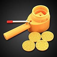 1 Pečení pečení nástroje / Vysoká kvalita Sušenky / Koláč Umělá hmota Formičky na pečení