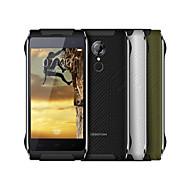 "HT20 4.7 "" Android 6.0 4G-smartphone (Dubbele SIM Quadcore 13 MP 2GB + 16 GB Zwart / Wit)"