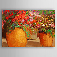 Oil Painting Impression Still Life Hand Painted Canvas with Stretched Framed Ready to Hang