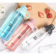 Wasserflasche Einzeln Kunststoff für