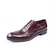 Men's Oxfords Spring / Summer / Fall / Winter Moccasin LeatherWedding / Outdoor / Office & Career / Party & Evening
