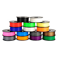 Anet 3D Printer Filament 1.75mm/3mm PLA for 3D Printing 1Pcs